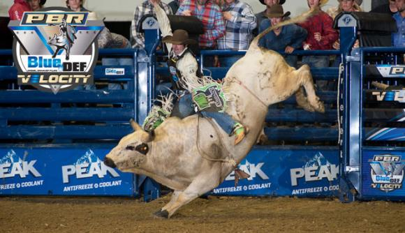 Velocity Tour: PBR - Professional Bull Riders at Oracle Arena