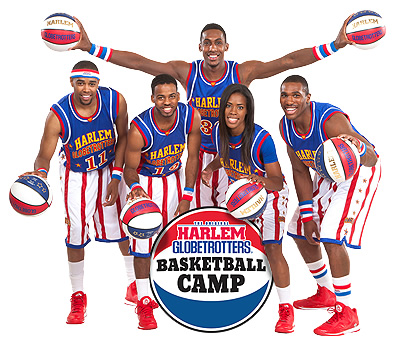 The Harlem Globetrotters at Oracle Arena