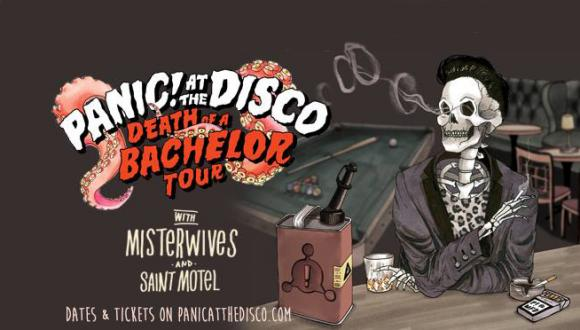 Panic! At The Disco, Misterwives & Saint Motel  at Oracle Arena