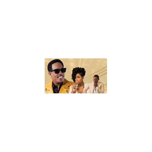 Charlie Wilson, Fantasia & Johnny Gill at Oracle Arena
