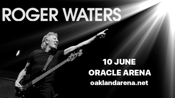 Roger Waters at Oracle Arena