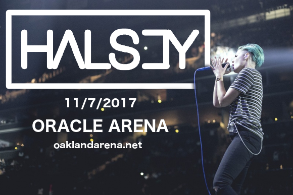 Halsey, PartyNextDoor & Charli XCX at Oracle Arena