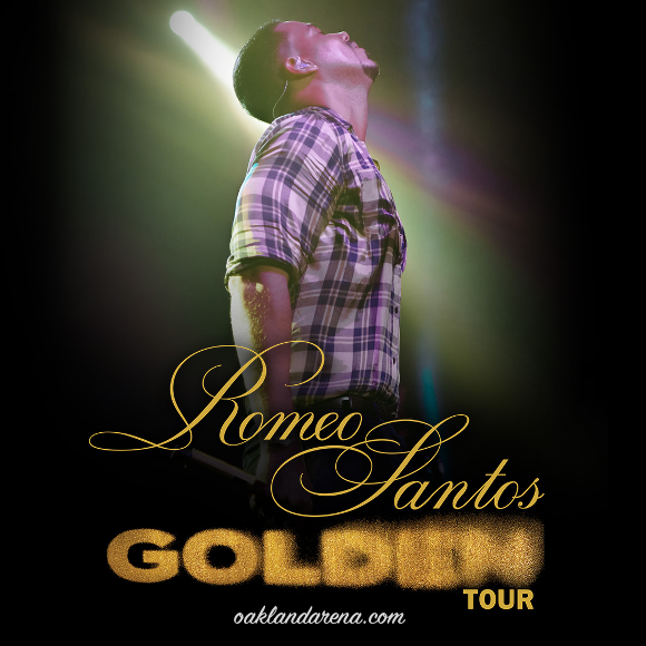 Romeo Santos at Oracle Arena