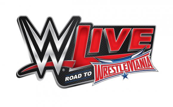 WWE: Live - Road to WrestleMania at Oracle Arena