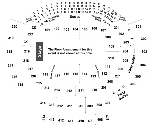 LIT AF Tour: Martin Lawrence, Michael Blackson, DeRay Davis & Rickey Smiley at Oracle Arena