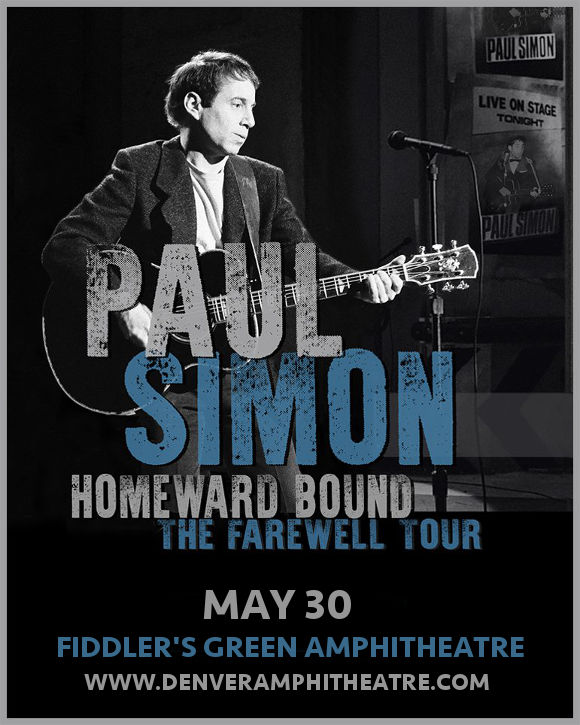 Paul Simon at Oracle Arena