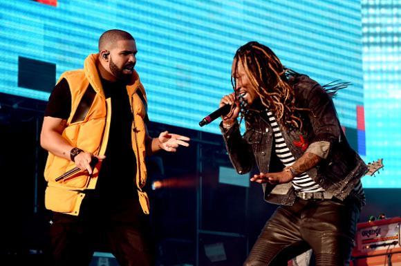 Drake & Migos at Oracle Arena