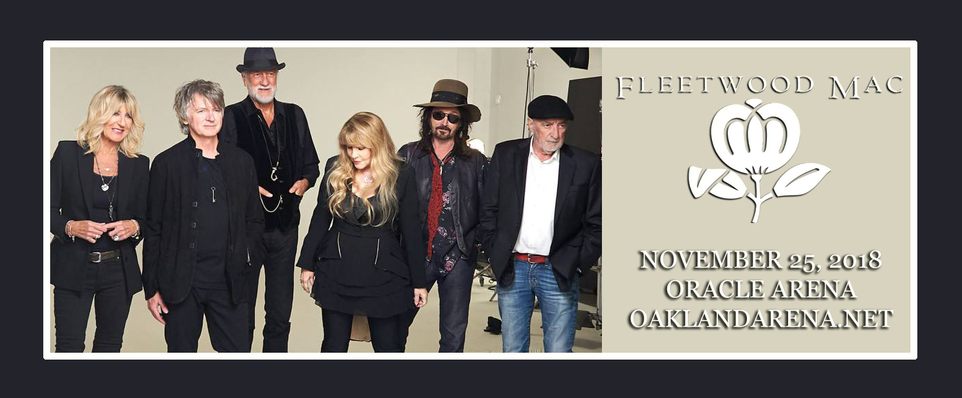 Fleetwood Mac at Oracle Arena