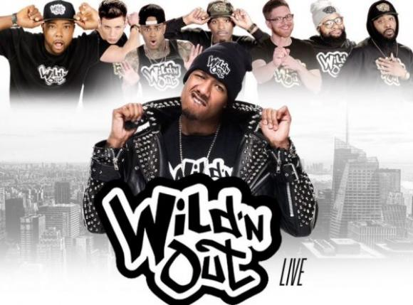 Nick Cannon's Wild 'N Out Live at Oracle Arena