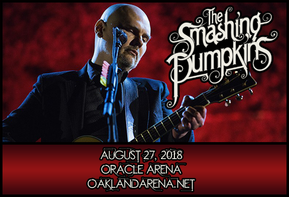 Smashing Pumpkins at Oracle Arena