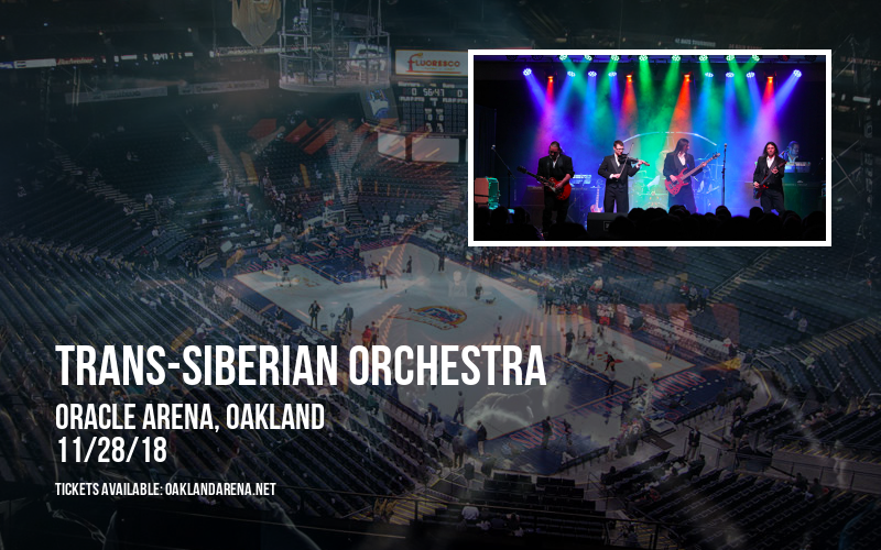Trans-Siberian Orchestra at Oracle Arena