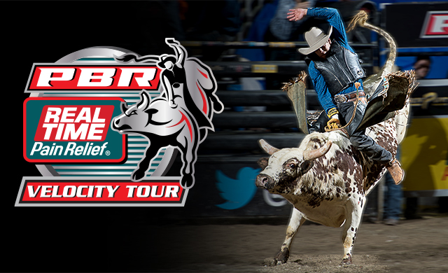 Real Time Pain Relief Velocity Tour: PBR - Professional Bull Riders at Oracle Arena