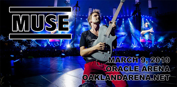 Muse at Oracle Arena