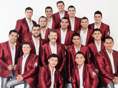 La Arrolladora Banda El Limon at Oracle Arena