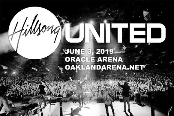 Hillsong United at Oracle Arena
