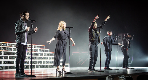 Pentatonix at Oracle Arena