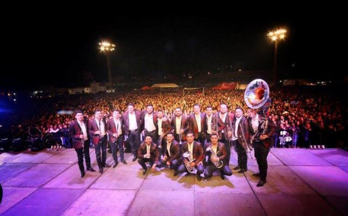 Banda MS at Oracle Arena
