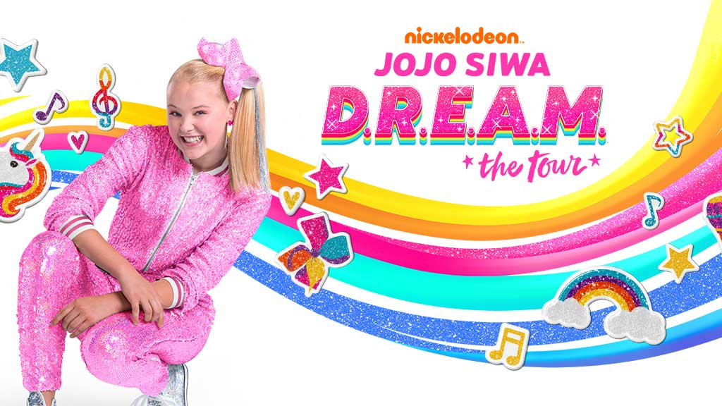 JoJo Siwa at Oracle Arena