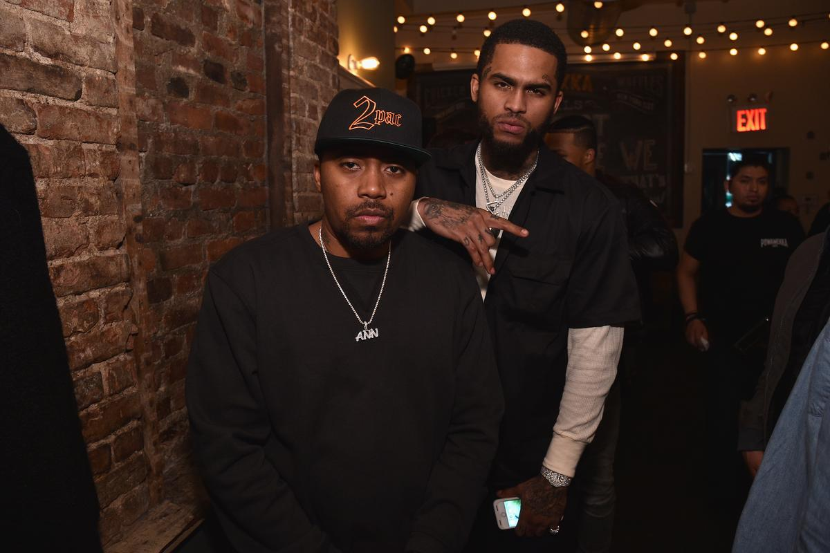 NAS, Too Short & Dave East at Oracle Arena