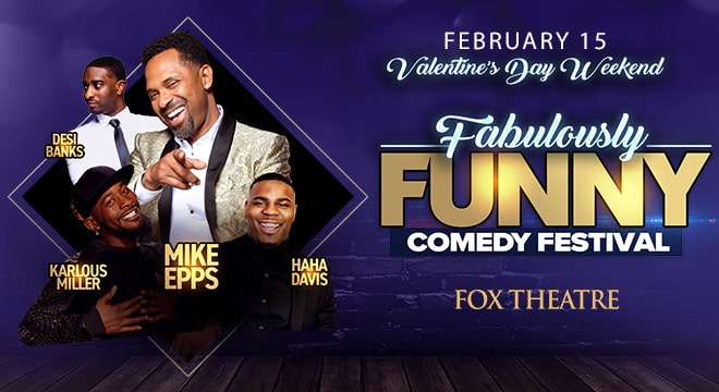 The Fabulously Funny Comedy Festival at Oracle Arena