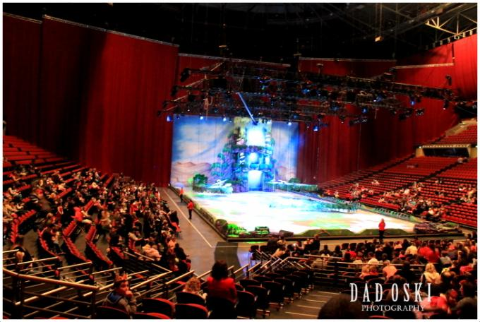 Disney On Ice: Mickey's Search Party at Oracle Arena