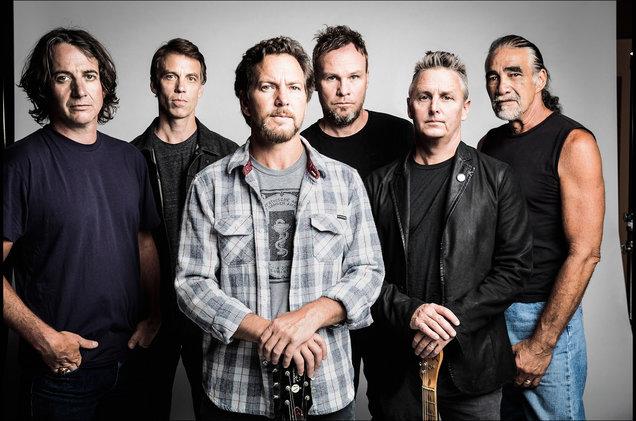 Pearl Jam at Oracle Arena