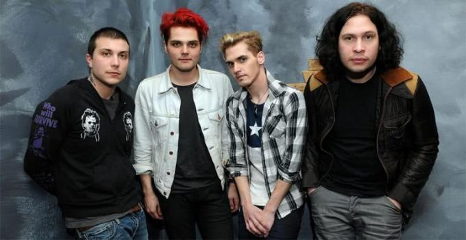 My Chemical Romance at Oracle Arena