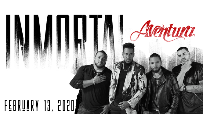 Aventura [POSTPONED] at Oakland Arena