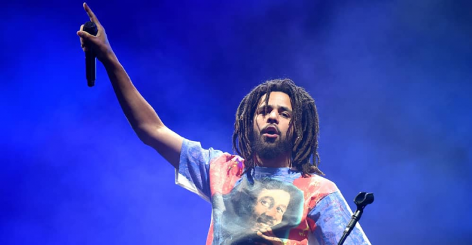 J. Cole at Oakland Arena