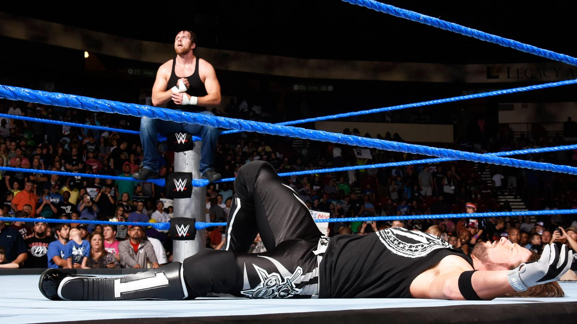 WWE: Smackdown at Oracle Arena