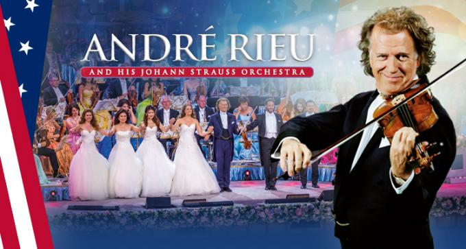 Andre Rieu & His Johann Strauss Orchestra at Oakland Arena
