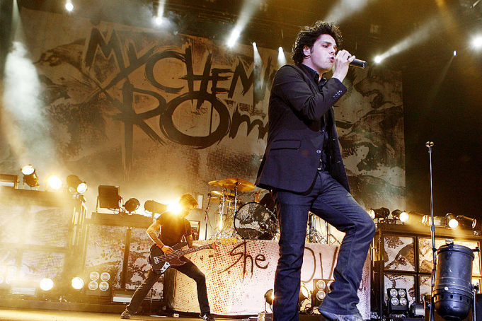 My Chemical Romance at Oakland Arena