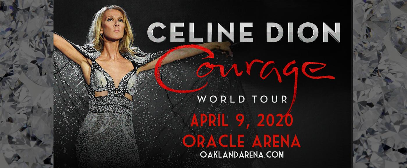 Celine Dion at Oakland Arena